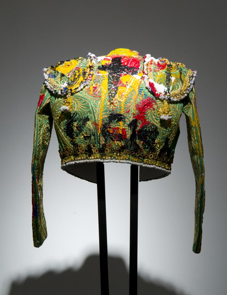 Bullfighter in New York: Domingo Zapata at C24 Gallery