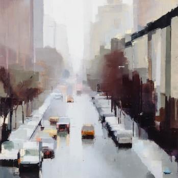 Lisa Breslow at Kathryn Markel Fine Arts