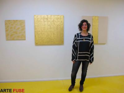Artist Elise Adibi