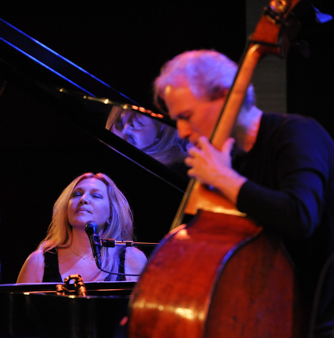 ELIANE ELIAS AT BIRDLAND - December 4, 2014