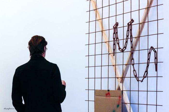 Eva Berendes at CRG Gallery