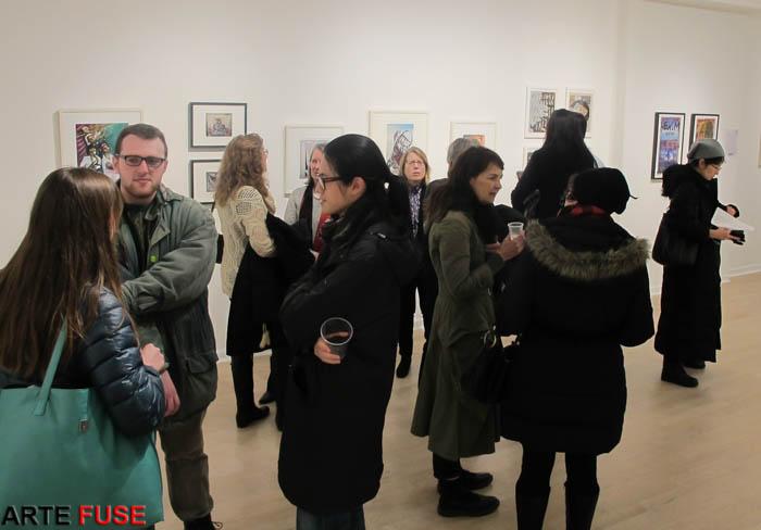Paper Trails at Van Der Plas Gallery