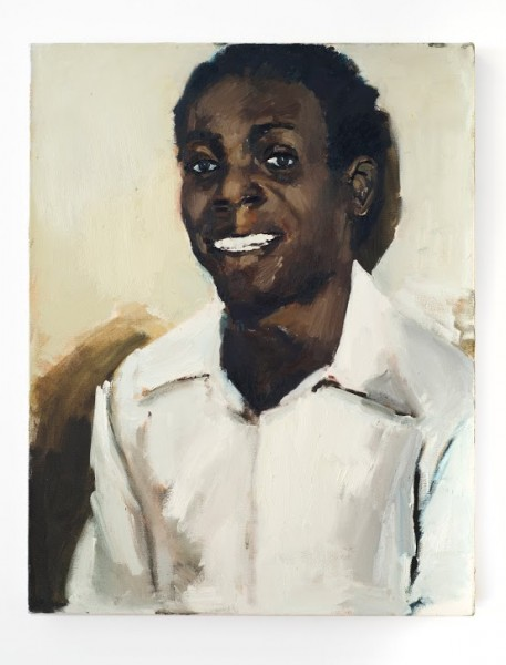 ©Lynette Yiadom-Boakye.  Courtesy of the artist, Jack Shainman Gallery, New York and Corvi-Mora, London.