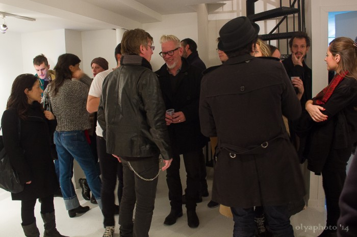 The Art Aficionados come out for the ART at Rooster Gallery