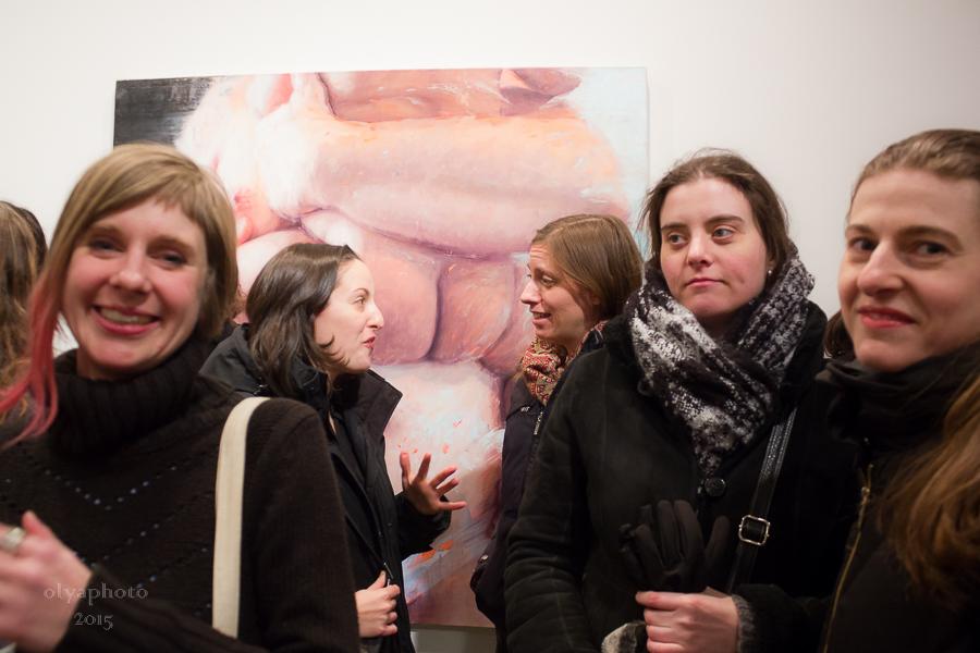 Art Night in Chelsea at Lyons Wier Gallery