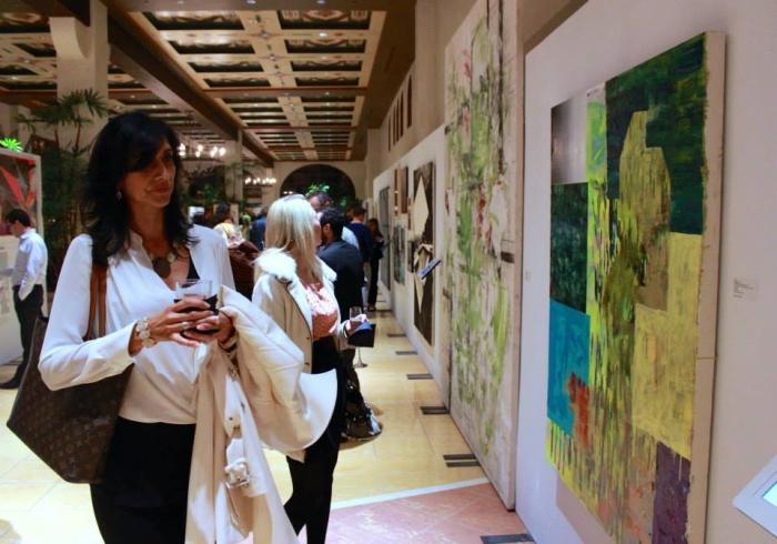 LA Initiative Benefit Auction, 2014