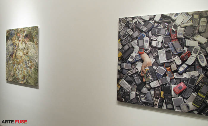Margeaux Walter work at Winston Wachter Gallery