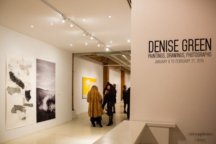 Opening Reception for Denise Green at Sundaram Tagore Gallery
