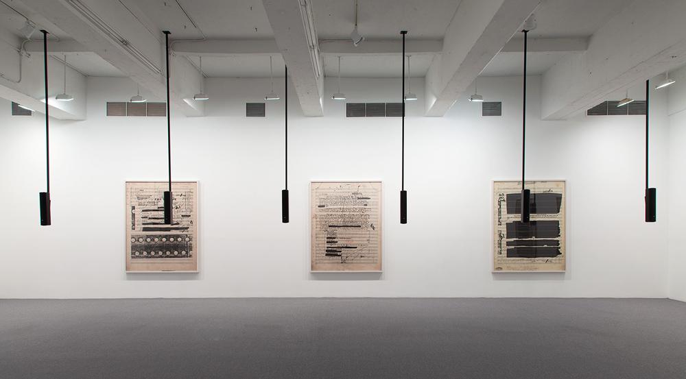 Part File Score by Susan Philipsz at Tanya Bonakdar Gallery