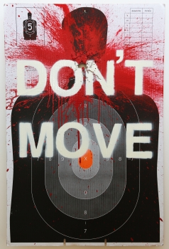 he DON'T MOVE series by Ryan Piers Williams, photo by Moises DePena