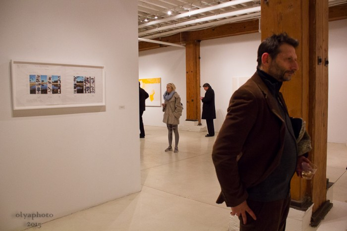 Winter never stop the art lovers for Art Night in Chelsea