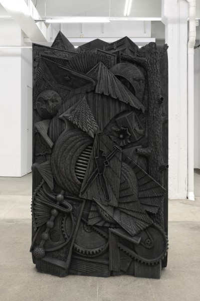 Sculpture by Aaron Spangler