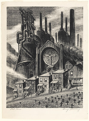 Harry Sternberg, Steeltown