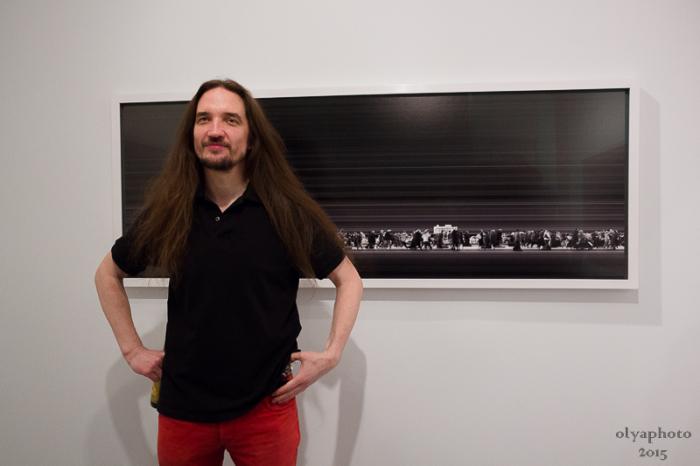 Artist Adam Magyar
