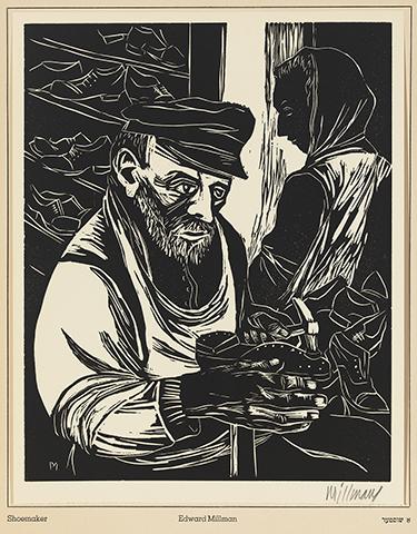 Edward Millman, Shoemaker