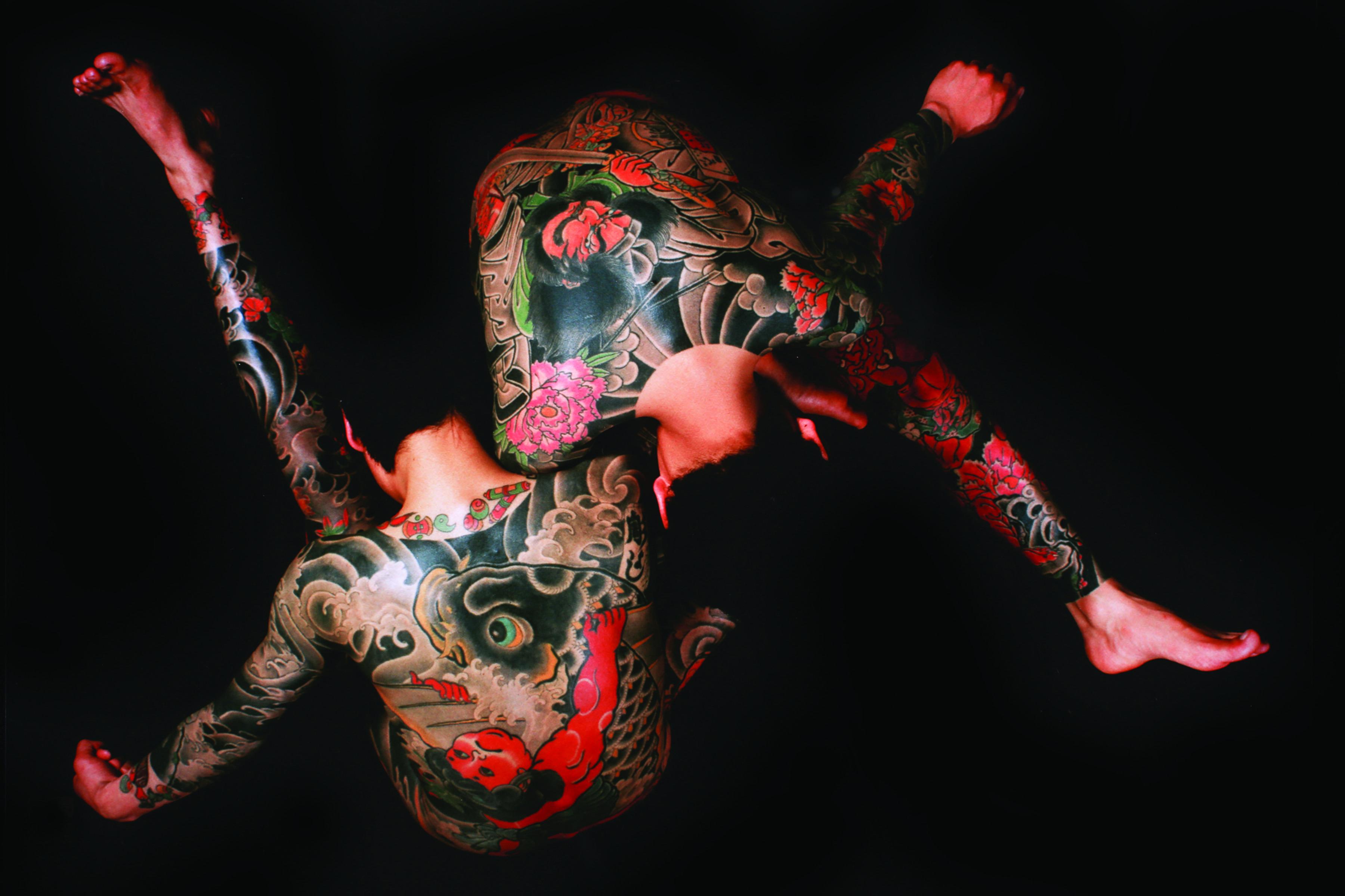 Taboo: Ukiyo-e & The Japanese Tattoo Tradition