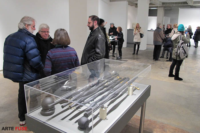 Art Lovers at Kim Foster Gallery