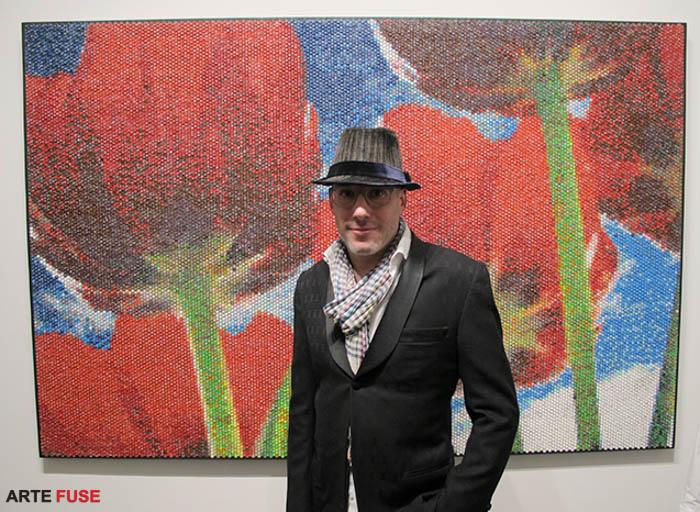 Artist Bradley Hart