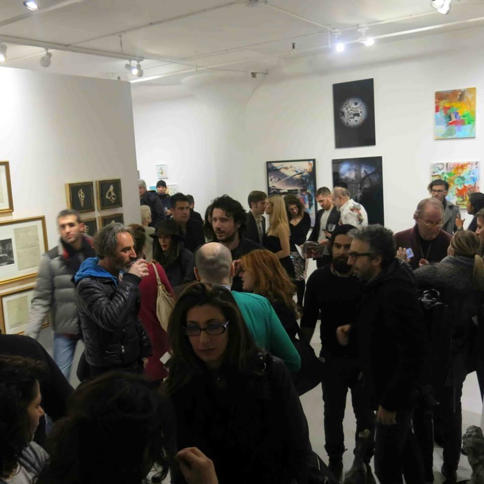 Clio Art Fair 2015 VIP opening