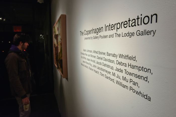 The Copenhagen Interpretation at the Lodge Gallery