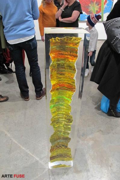 Sculpture by Bradley Hart