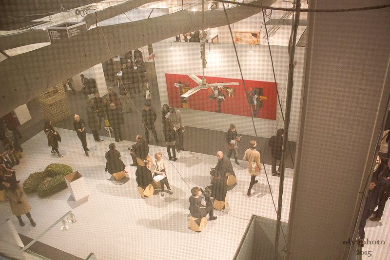 Secret eye view of the Armory Show 2015