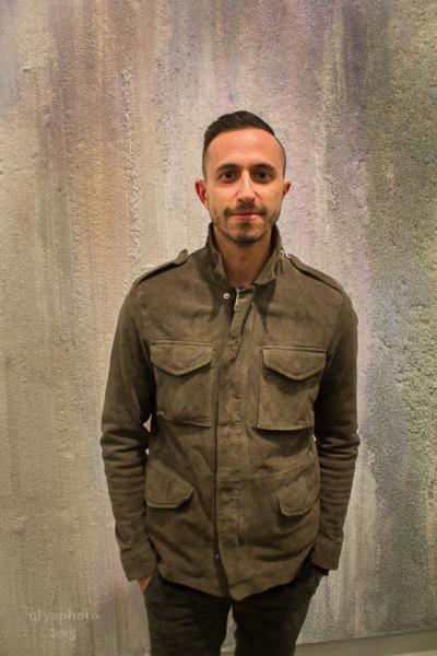 Up CLose with artist Fernando Mastrangelo