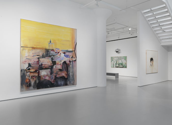 Horror in Juárez – Brian Maguire at Fergus McCaffrey Gallery