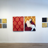 Expressive Color, Subtle Voices at Van Der Plas Gallery