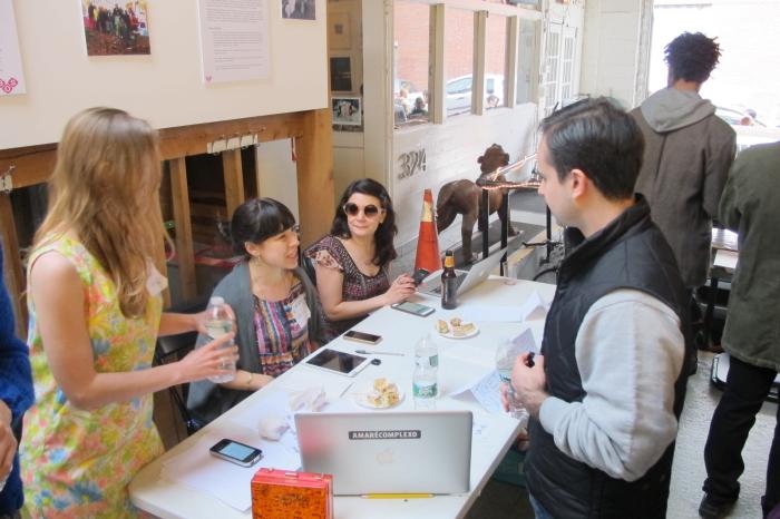 Making History at Storefront Ten Eyck