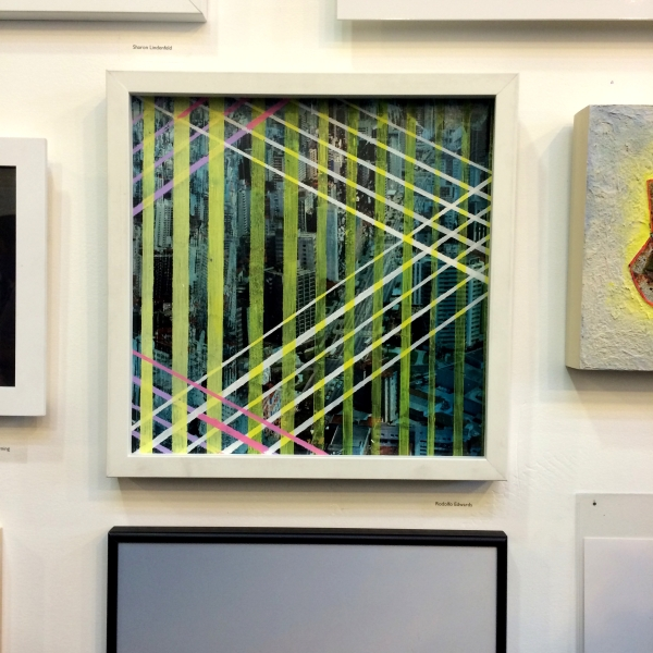 (Middle) Work by Rodolfo Edwards