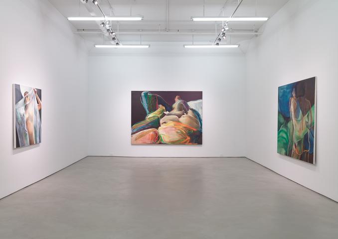 Joan Semmel: Across Five Decades at Alexander Gray Associates