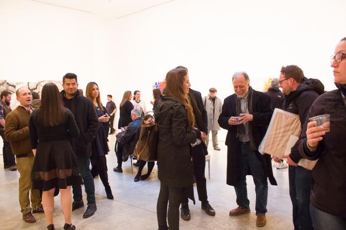 Thursday Art Night in Chelsea at Cheim & Read