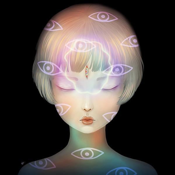 Neo-Surrealist Sonya Fu