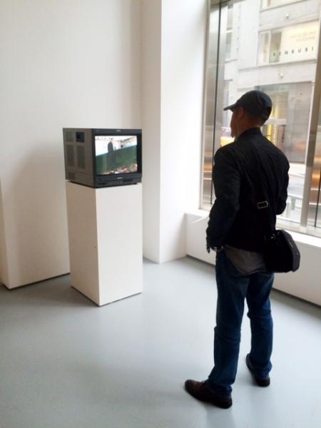 Kazuo & Fujiko Shiraga at Fergus Mc Caffrey Gallery