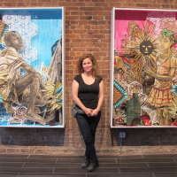 Swoon: The Road by Walking  Presented by The Heliotrope Foundation & The Dean Collection