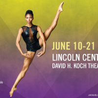 The Alvin Ailey American Dance Theater will return to the Lincoln Center in June