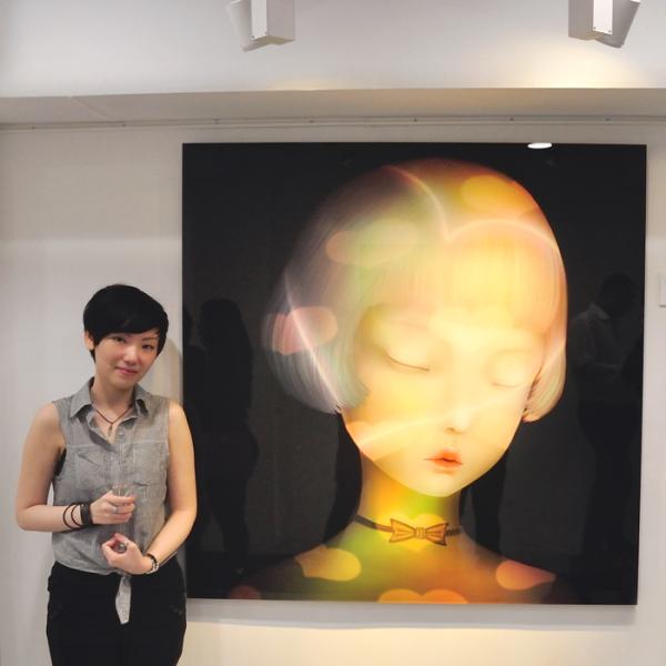 Artist Sonya Fu