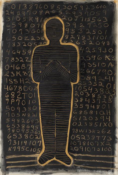 Attempted Eternity (Gold) by John Scott