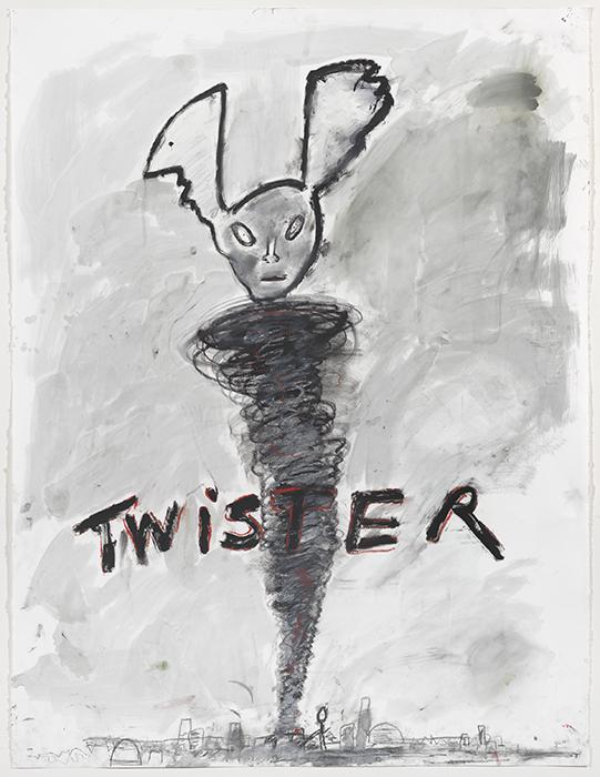 Twister by John Scott