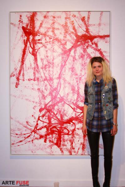 Artist Alison Mosshart