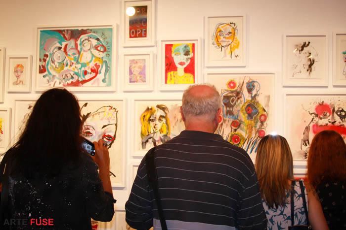 Alison Mosshart at joseph gross gallery (14)