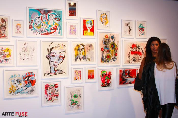 Alison Mosshart at Joseph Gross Gallery.