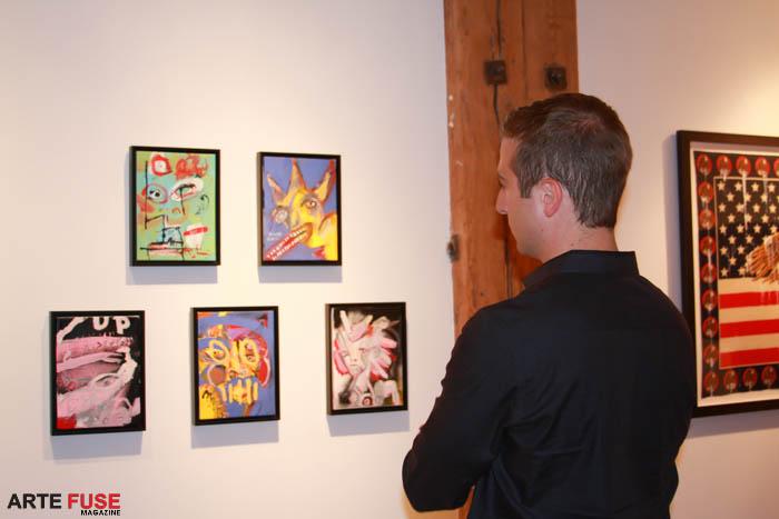Alison Mosshart: Firepower at Joseph Gross Gallery.