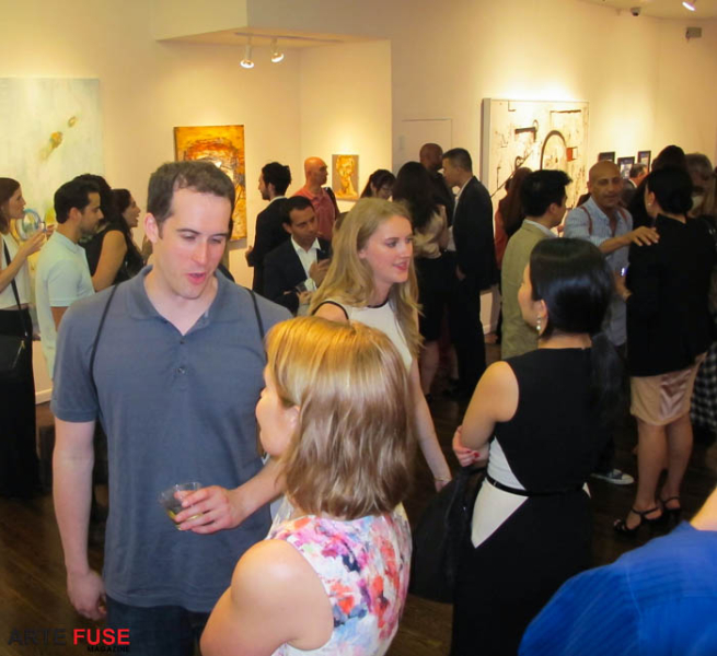 Georges Bergès Gallery opening night (1)
