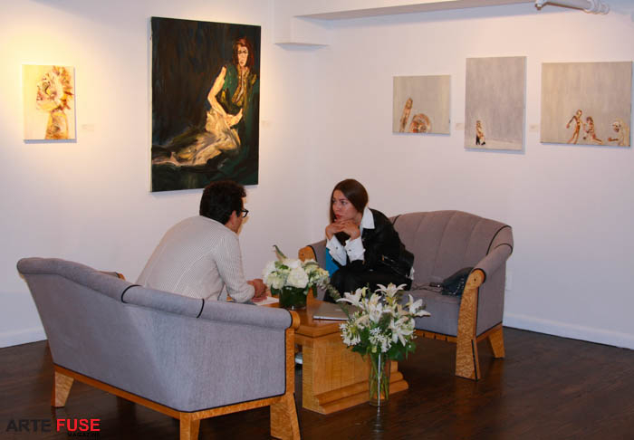 Georges Bergès Gallery opening night (14)