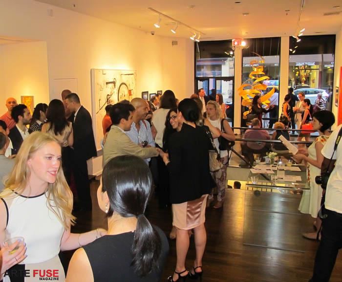 Georges Bergès Gallery opening night (2)