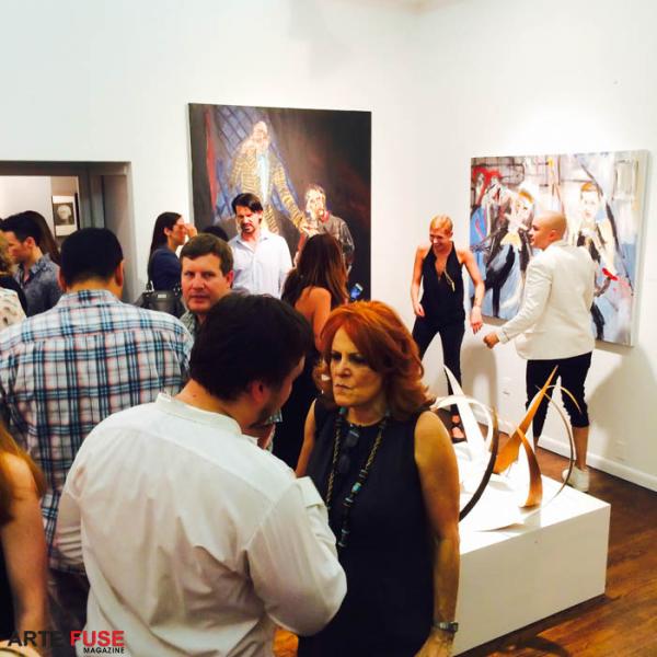 Georges Bergès Gallery opening night (23)
