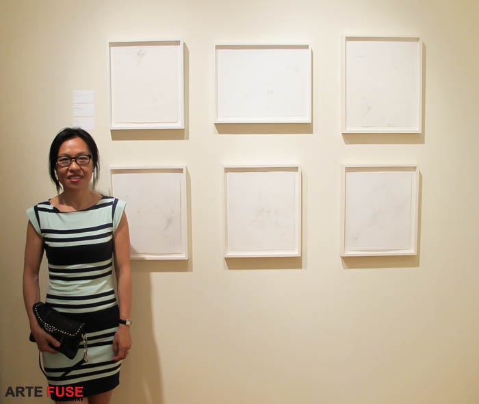 Artist Cynthia Lin