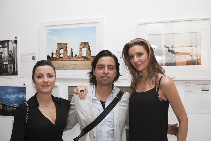 Verdiana Patacchini Verdi (artist), Jamie Martinez (publisher, ArteFuse), TK
